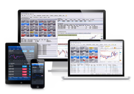 La plateforme Trading Station II