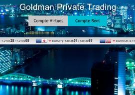 goldman private trading