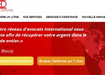 broker defense
