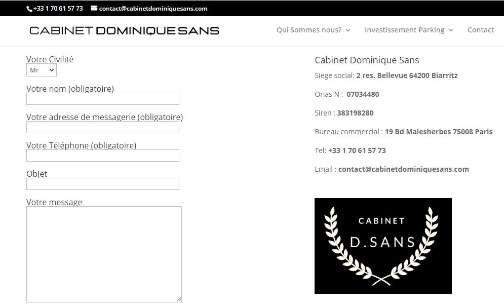 cabinetdominiquesans.com