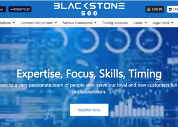 Arnaque n°882 : Blackstone500.com
