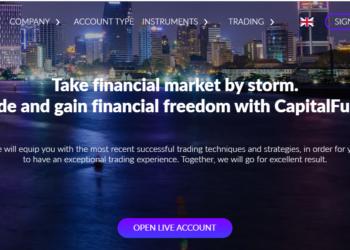Arnaque n°883 : Capitalfunds.co