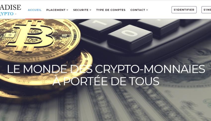 Paradisecrypto.net