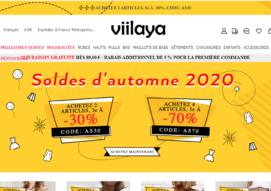 Arnaque n°893 : Villaya.com