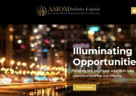 Arnaque n°933 : Asiom.com