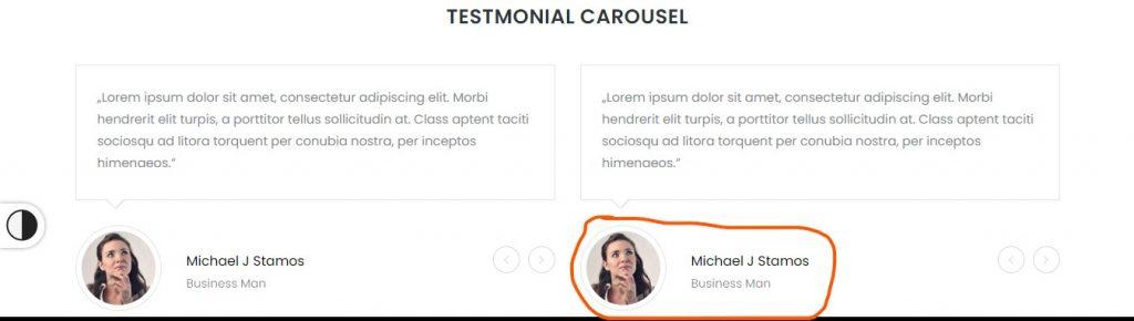 La cliente de Gsfinances.fr avec un autre nom chez Carousel