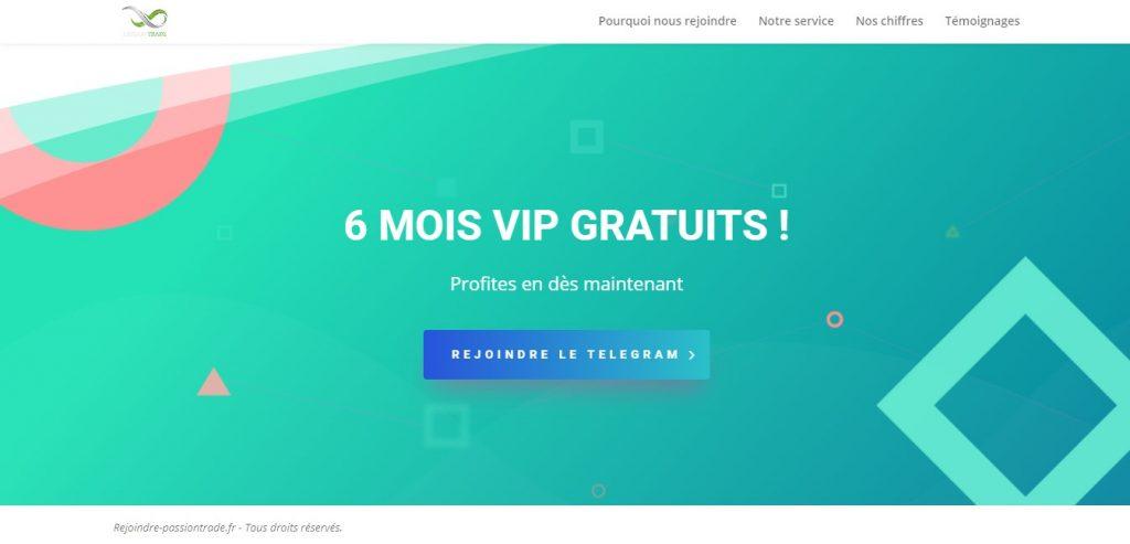 Rejoindre-passiontrade.fr
