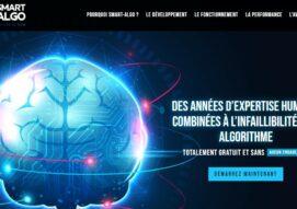 Arnaque n°929 : Smart-algo.fr – Les risques de faire du trading