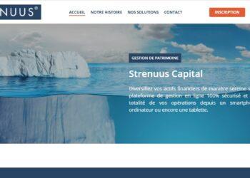 Arnaque n°943 : Strenuus-capital.com