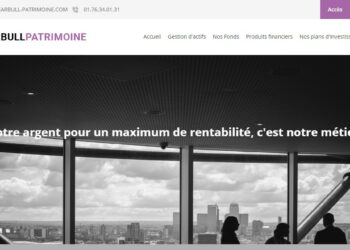 Arnaque n°965 : Bearbull-patrimoine.com