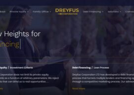 Arnaque n°967 : Dreyfus-corporation.com