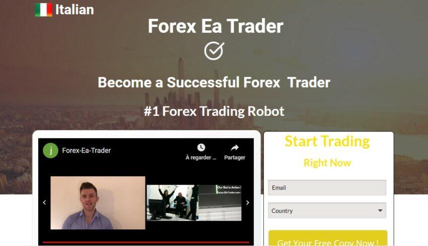 Arnaque n°966 : Forex-ea-trade.com
