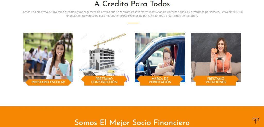 Norfinanzias.com, ce site si philanthropique