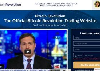 Arnaque n°997 : Bitcoinrevolution.org