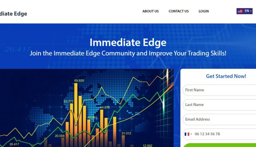 Arnaque n°985 : Immediate-edge.com