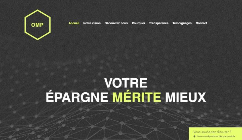 Avis sur Lepargne-facile.com : un site d'arnaque futuriste