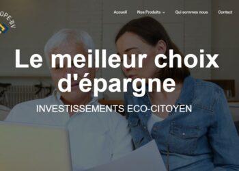 Arnaque n°985 : Groupe-vtc-bv-europe.com