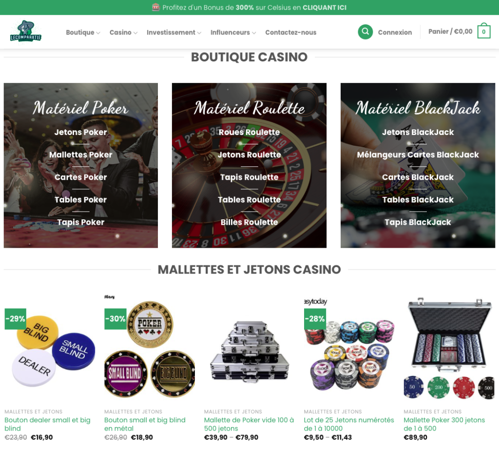 Boutique Casino ANJ