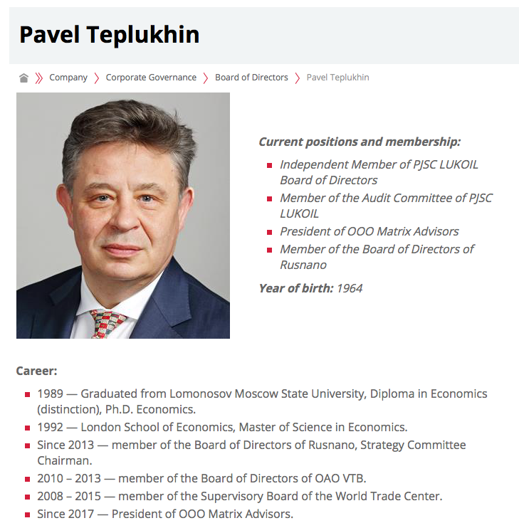 Libertex Pavel Teplukhin