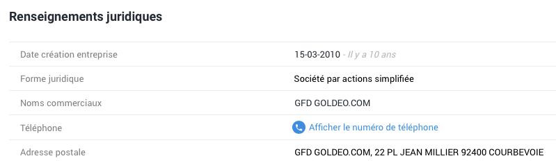 Goldeo.com