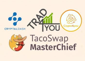 Tako swap crypto4you CRD Cryptaldash