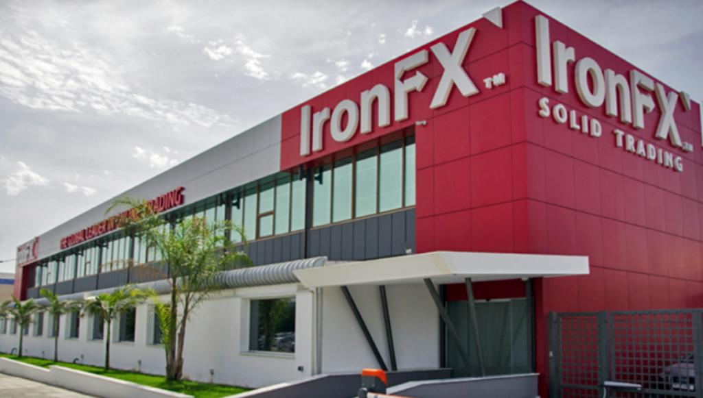 Iron FX Notesco