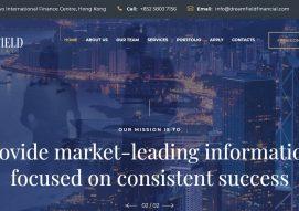 Dreamfieldfinancial.com : un site d'arnaque presque subtil