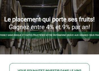 Placement-vins.com/investir-vignoble : Le piège de l'investissement dans le vin