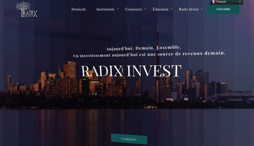 radix invest