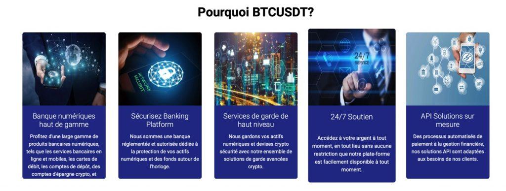 BTCUSDT investment ltd