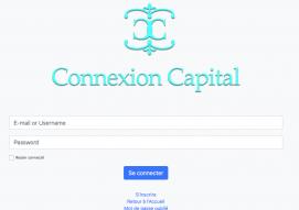 Connexion capital