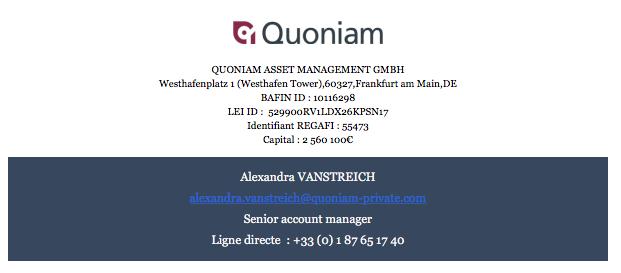 Quoniam