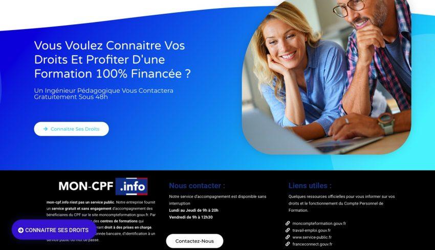 MON-CPF.info