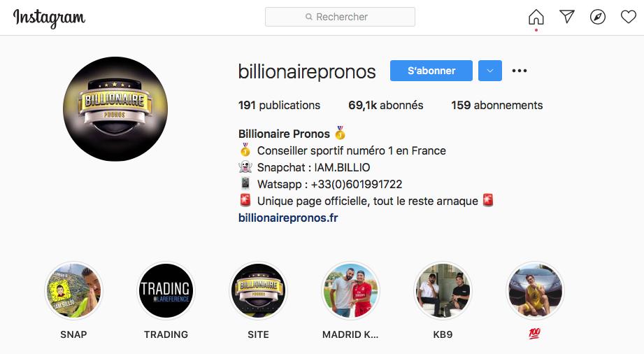 billionnairepronos