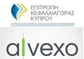 Cysec et Alvexo