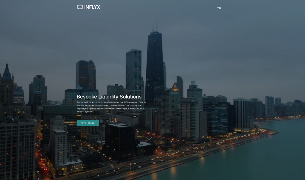 liquidiy provider Inflyx
