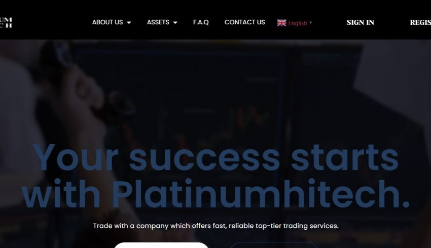 Pourquoi vous ne devez JAMAIS trader sur Platinumhitech.com ?