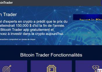 Bitcointrader.site/fr : Le faux site de trading qui remercie Google Traduction