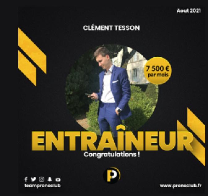 Clément Tesson Pronoclub