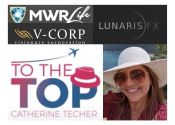 Catherine Techer to the top MWR Life V-Corp Lunarisfx