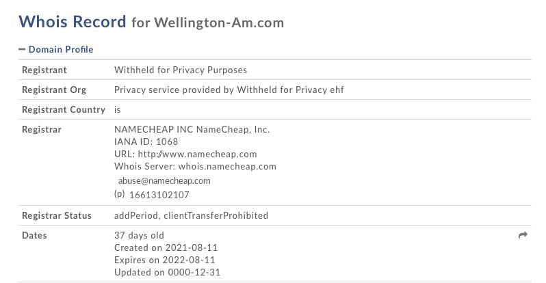 Wellington-am.com