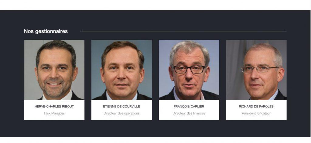 Les gestionnaires de CM Capital sur Cmcapital-lu.com.
